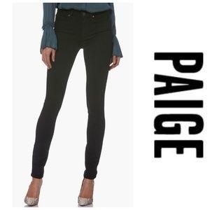 Paige Leggy Ultra Skinny Jeans 30x34